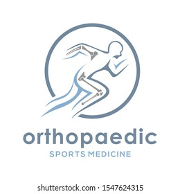 orthopedic icon specializing in sports medicine