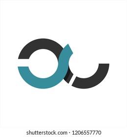 os, oc initial company logo