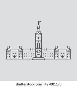 Ottawa   Vector Illustration