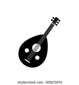 Oud icon - vector illustration.