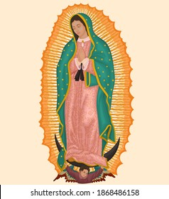 Our Lady of Guadalupe, Empress of America