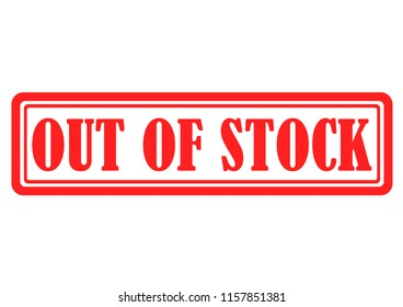 out of stock - marketing banner