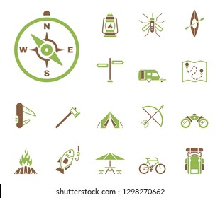 Outdoor Activities - Iconset (Icons)