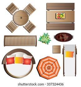 Ilustraciones, imágenes y vectores de stock sobre View