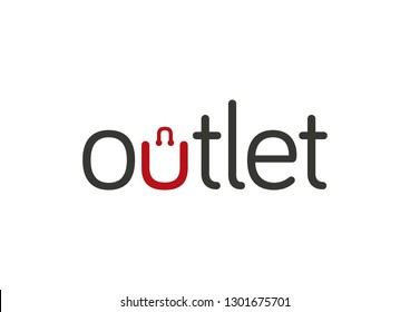 Outlet bag simple