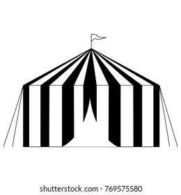 outline carnival object