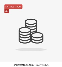 Coin Token Stock Vectors, Images & Vector Art | Shutterstock