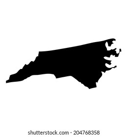 Outline of the State of North Carolina