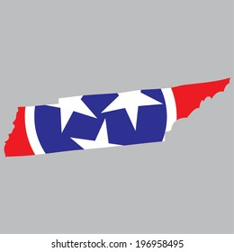 Outline of the State of Tennessee
