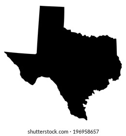 Outline of the State of Texas