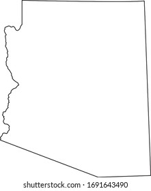 Outline of the US state of Arizona
