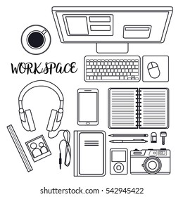 Outline workspace