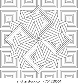 Anti Stress Coloring Pages Images Stock Photos Vectors Shutterstock