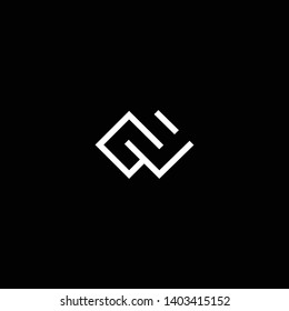 Outstanding professional elegant trendy awesome artistic black and white color GF FG GC CG initial based Alphabet icon logo.