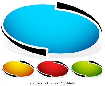 Oval Shape Images Stock Photos Amp Vectors Shutterstock