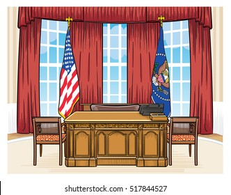 Oval Office Images Stock Photos Vectors Shutterstock