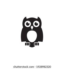 owl icon symbol sign vector