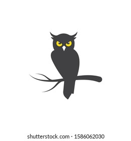 owl icon vector illustration design