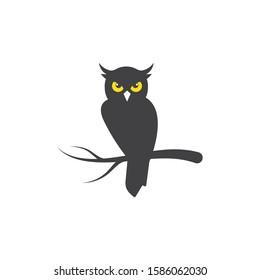 owl icon vector illustration design