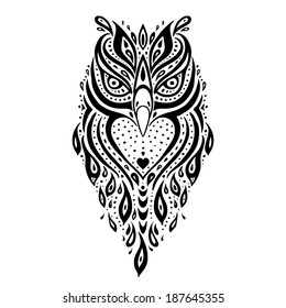 9 321 Owl Owl Tattoo Images Royalty Free Stock Photos On Shutterstock
