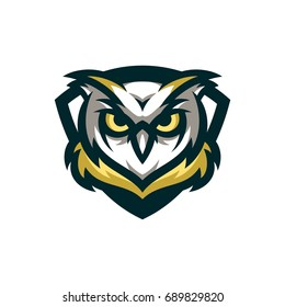 Owl Logo Images Stock Photos Vectors Shutterstock