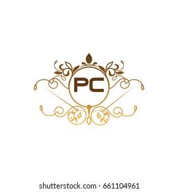 P C Logo