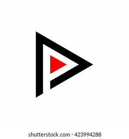 Similar Images Stock Photos Vectors Of B Play Logo