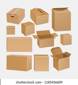 Pack of Boxes