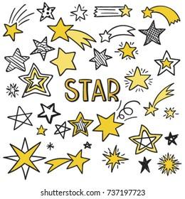 Pack of stars