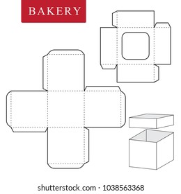 Package for bakery