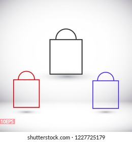 package icon . Vector Eps 10