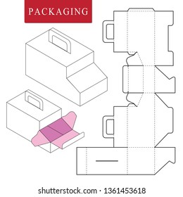 Package template transportation concept.