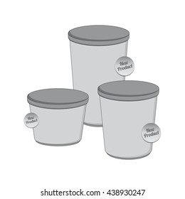 packaging container - industry product