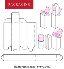 packaging for cosmetic or skincare product