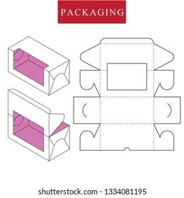 Packaging design for bakery.