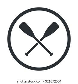 Paddle icon.