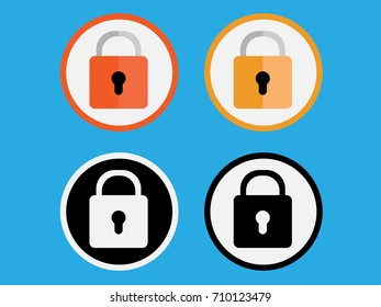 Padlock, Padlock Icon, Security