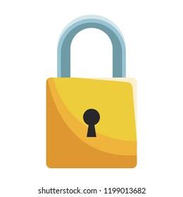 Padlock security system