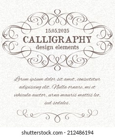 calligraphy border images stock photos vectors shutterstock