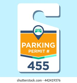 Paid Business Parking Permit
