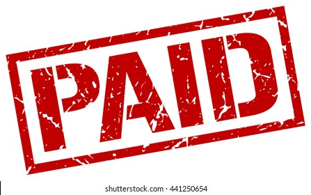 paid stamp.stamp.sign.paid.