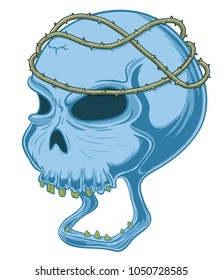 painful truth skull
