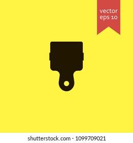 paint brush. paint brush icon. sign design. Vector EPS 10.