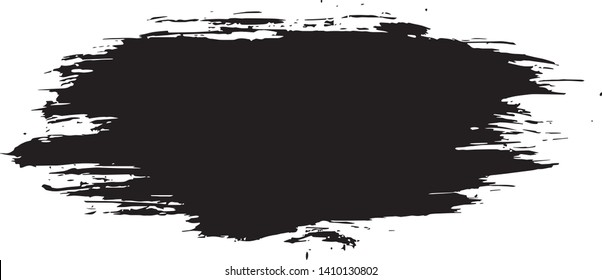 Paint Brush Vector for Background or Wallpaper