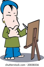 Painter Character