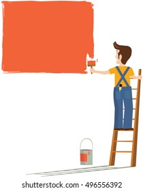 Painter and decorator.