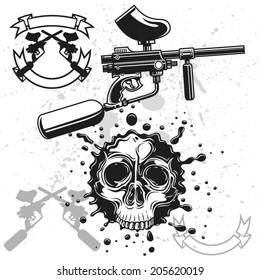 paint-gun