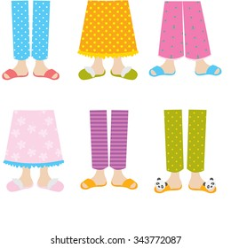 slumber party images stock photos vectors shutterstock rh shutterstock com  sleepover party clipart