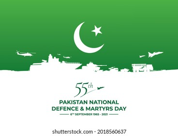 Pakistan National Defence Day 2021