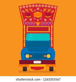 Pakistani Truck Art
